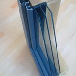 木製トリプルサッシ