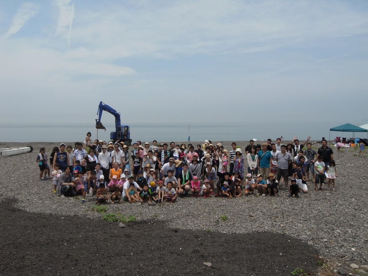 第8回 夏だ!海だ!地引網漁 開催いたしました♪