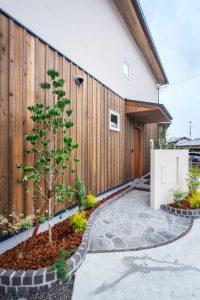 志津川の家